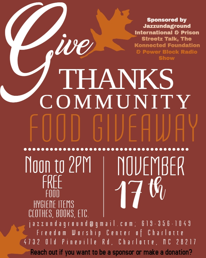 Give thanks giveaway nov 17