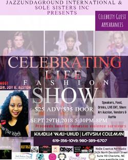Celebrating Life DV Fashion Show