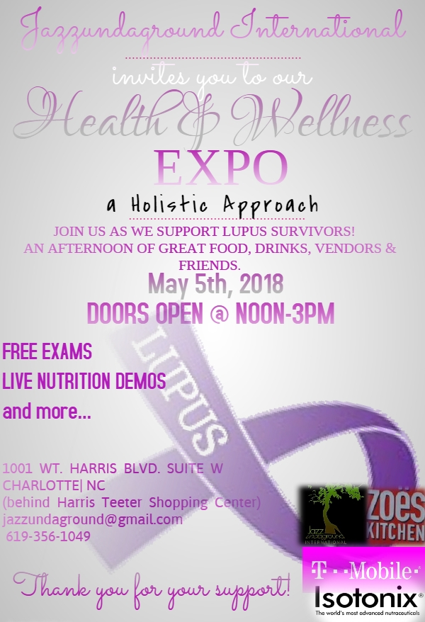 HEALTH & WELLNESS EXPO A HOLISTIC APPROACH.flyer