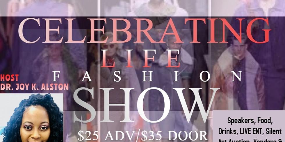 Celebrating Life Fashion Show