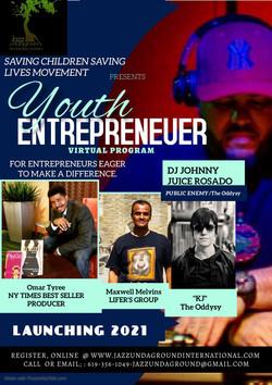 Copy of Black seminar event - Made with