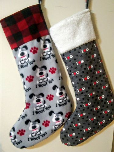 Luv My Paws Stocking