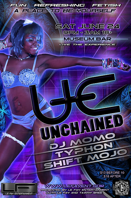 UNCHAINED June 2017