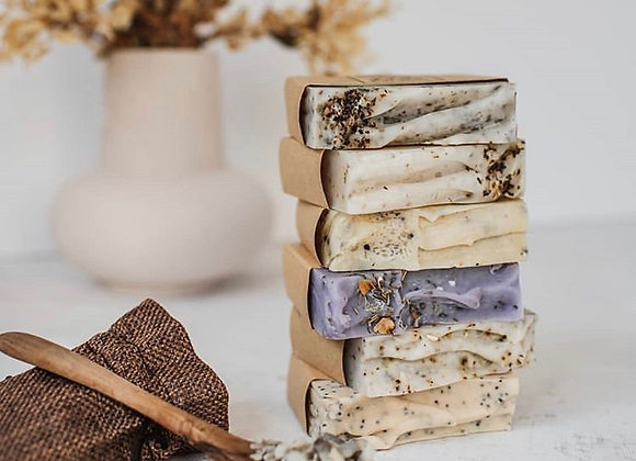 Naked Herbs Soaps