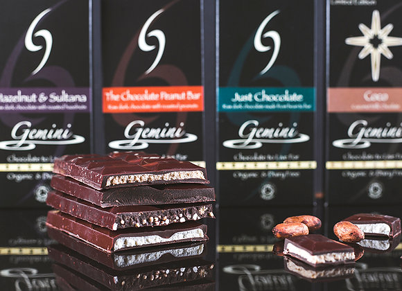 Gemini Chocolates