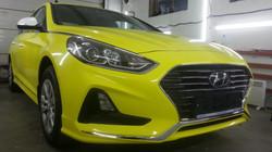 Соната в Лимонный Желтый