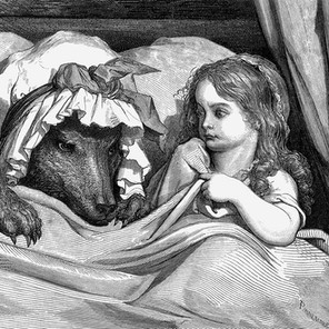 Como o horror está presente nas histórias de contos de fadas*