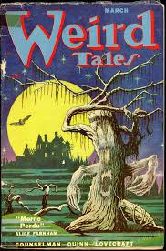 Weird Tales: a fantástica fábrica pulp de horrores cósmicos