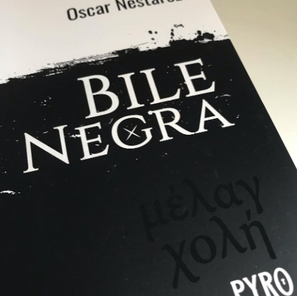 Resenha de Bile negra no periódico Abusões (UERJ)