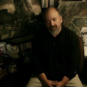 Entrevista: Dave McKean reflete sobre a natureza de sua arte*