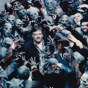 George Romero e a literatura dos mortos-vivos*