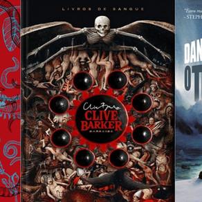 6 livros de terror para lidar com o horror da realidade