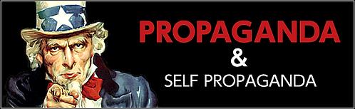 『プロパカンダ&セルフプロパカンダ』