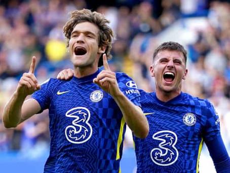 Chelsea mæta á Emirates - upphitun