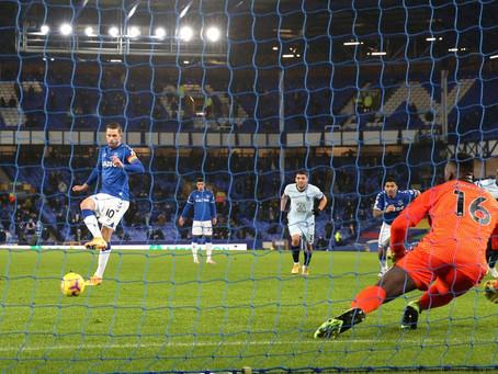Everton – Chelsea : Leikskýrsla tapsára stuðningsmannsins