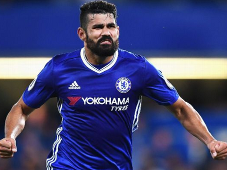 DIEGO COSTA – EL CHOLO