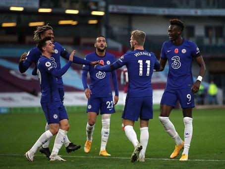 Crystal Palace vs Chelsea - upphitun