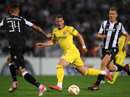 BATE frá Borisov koma á Stamford Bridge