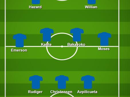 Chelsea heimsækja Burnley