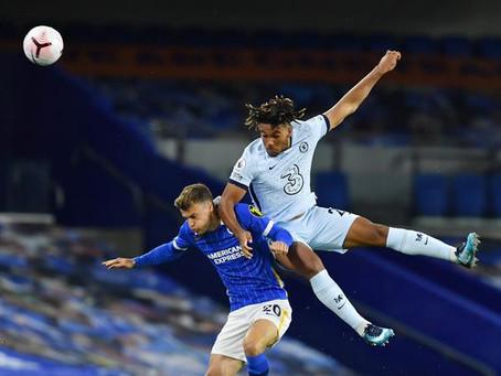 Brighton 1 - Chelsea 3: Einkunnir leikmanna