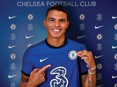 Thiago Silva - leiðtoginn sem Chelsea vantar?