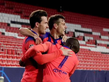 Seinni leikurinn gegn Porto - kemst Chelsea í undanúrslit Meistaradeildarinnar?