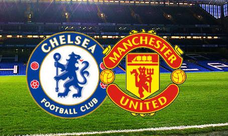 Man Utd vs Chelsea - undanúrslit FA Bikarsins