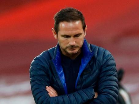 Er Frank Lampard blaðran sprungin? Leikskýrsla og einkunnir eftir tap gegn Man City