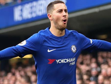 Hvernig á Chelsea að halda í Eden Hazard?