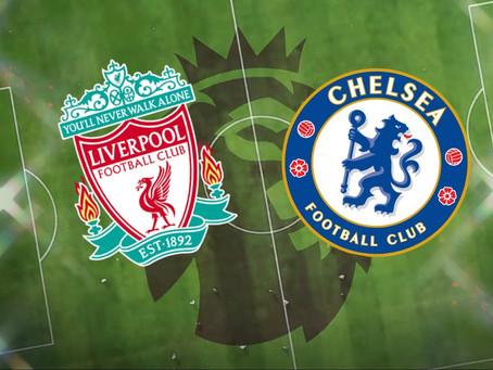 Chelsea mætir á Anfield - upphitun