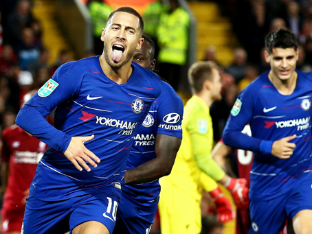 Chelsea vs Liverpool Part II