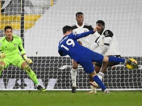Chelsea vs Fulham - Upphitun og þáttur af Blákastinu