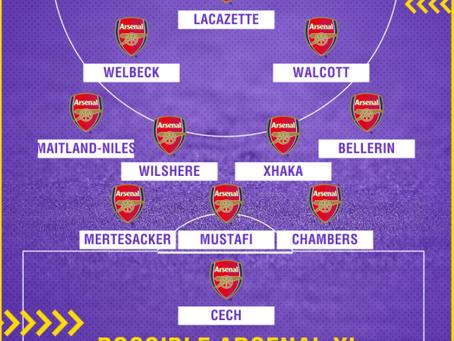 Arsenal á Emirates