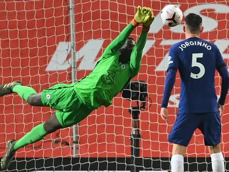 Chelsea vs. Man Utd - Upphitun
