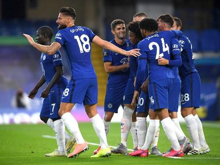Chelsea vs Morecambe