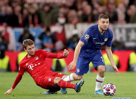 Bayern vs. Chelsea - Lokaleikur Chelsea á tímabilinu - eða hvað?