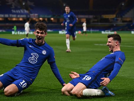Man City vs Chelsea - upphitun fyrir úrslitaleikinn?