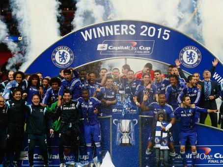 Liverpool vs Chelsea - Part 1.