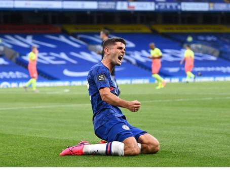 FA Bikarinn: Leicester vs Chelsea