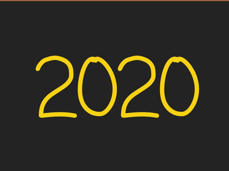 Experts Say...Don't Abbreviate 2020!