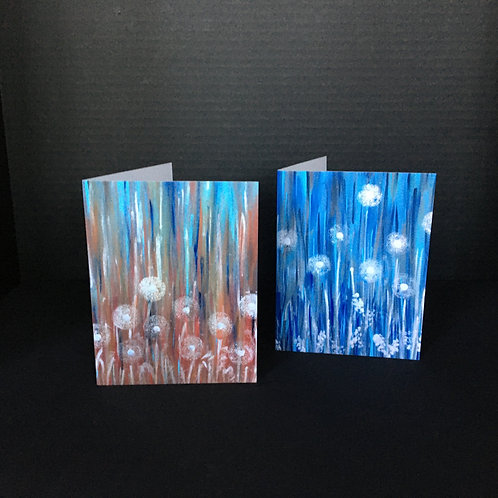 Whimsy Notecards