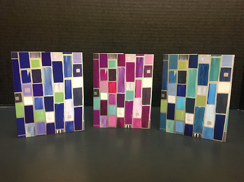 Patchwork Notecard