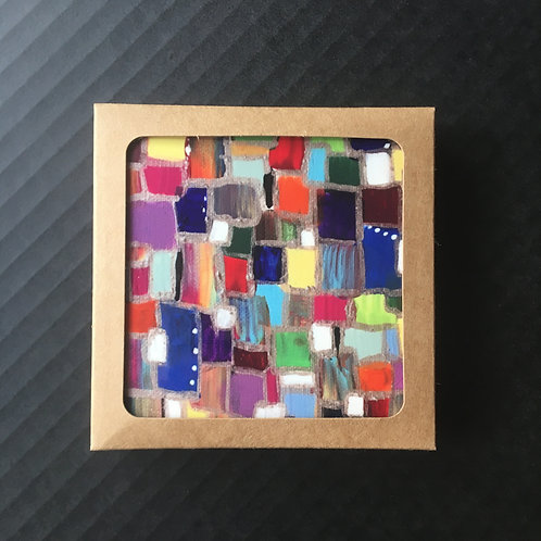 Coasters -Chiclets