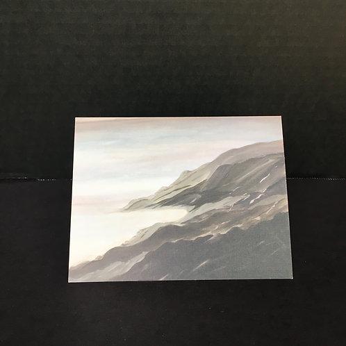 Big Sur Serene Notecard