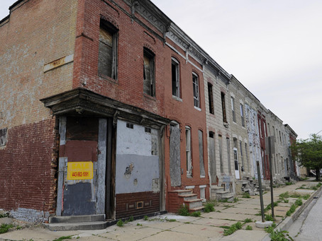 National News: Vacant Properties In Urban Communities Continue To Be A Challenge!