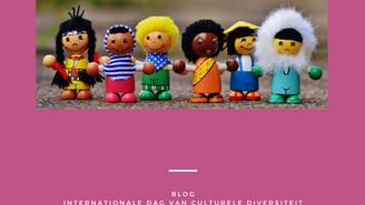 Internationale dag van culturele diversiteit