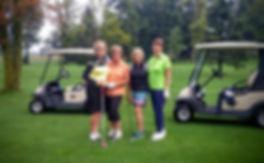 Ladies League Golfing