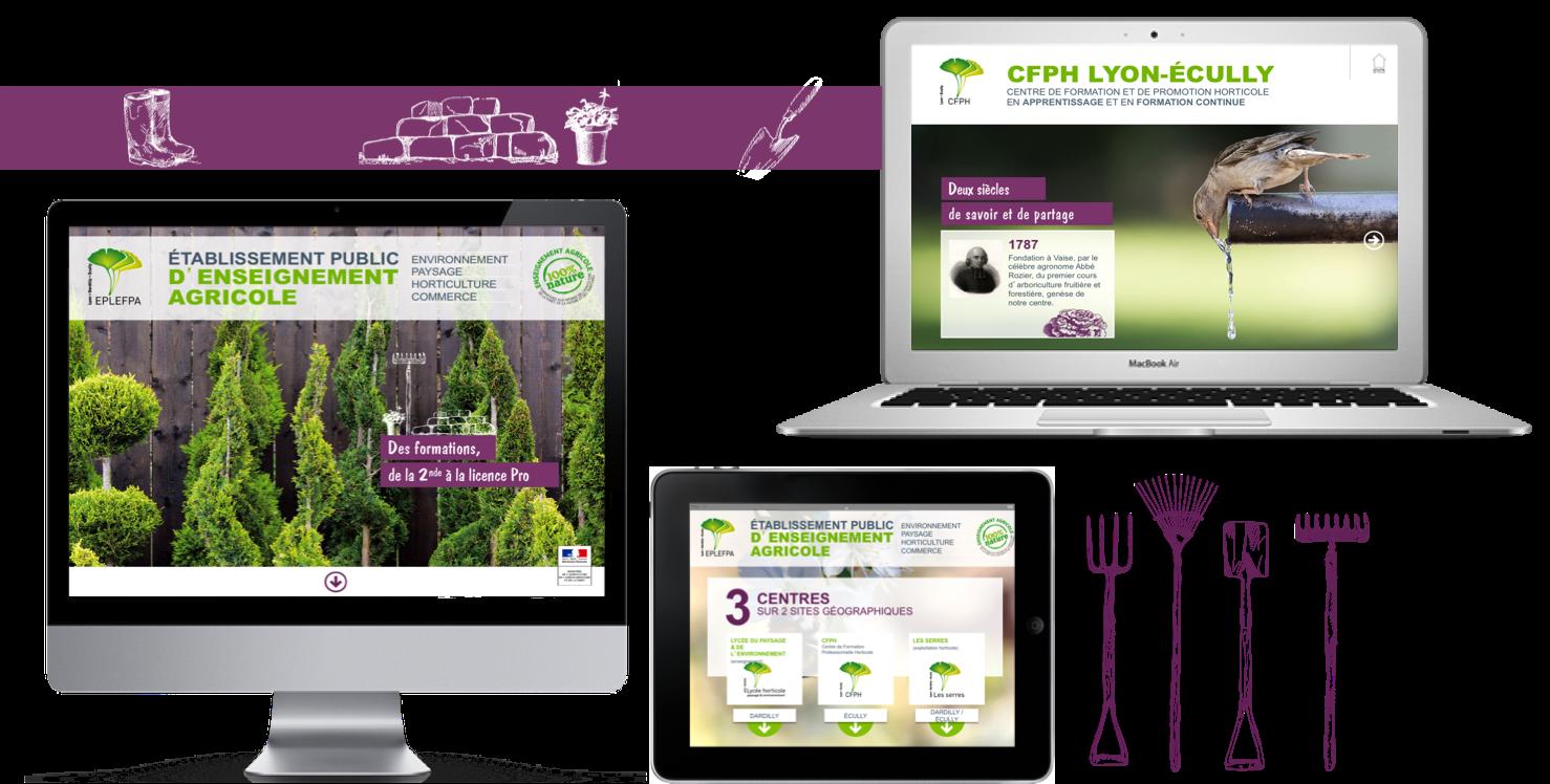 EPLEFPA / CFPH Lyon-Écully