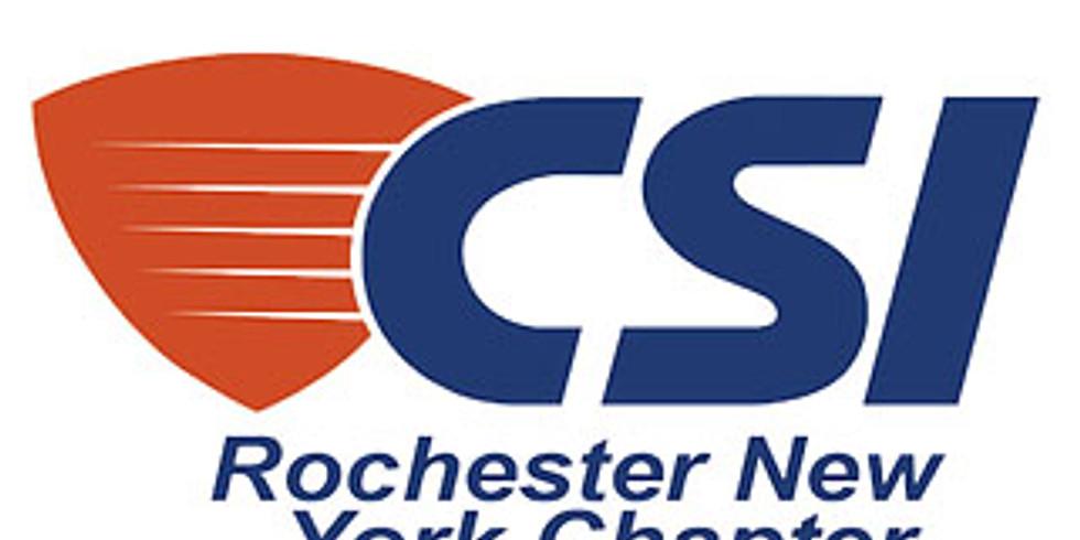 CSI Night 2021 - Booth Reservation