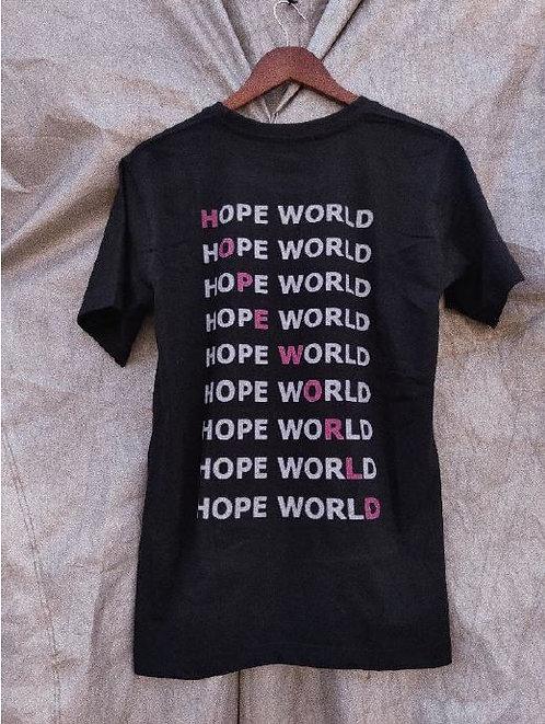 Hope World Unisex tee